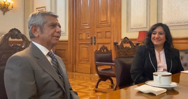 Irma Eréndira Sandoval deja la Secretaría de la Función Pública. La sustituye Roberto Salcedo Aquino