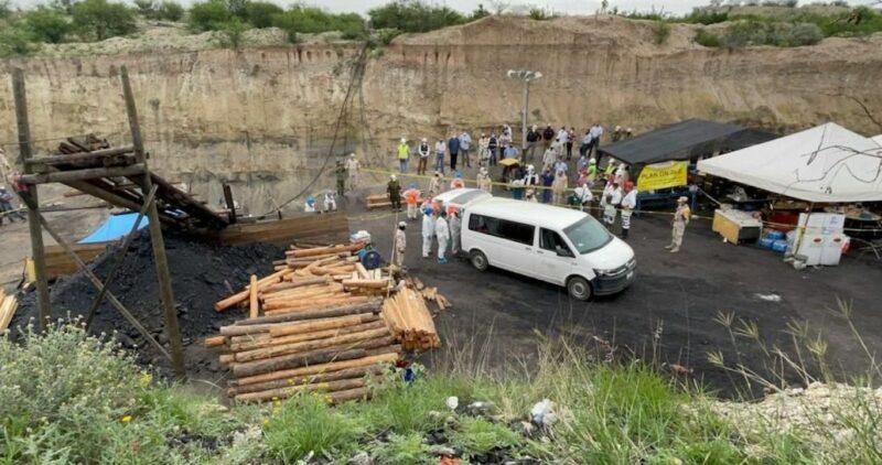 El séptimo minero es hallado sin vida en Coahuila; termina el rescate