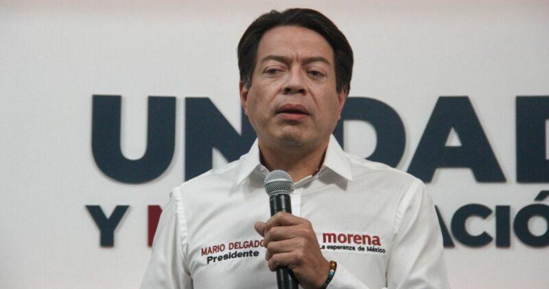 """Video: De Mario Delgado, líder de Morena, para Claudio X y De Hoyos, creadores y auspiciadores de """"Va por México"""": """"Qué mala inversión…"""""""