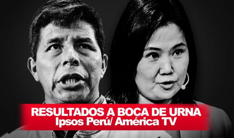 Elección presidencial en Perú: empate técnico entre Castillo y Fujimori a boca de urna