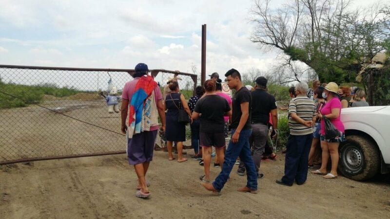 Mina se desploma en Múzquiz, Coahuila; al menos 7 mineros atrapados