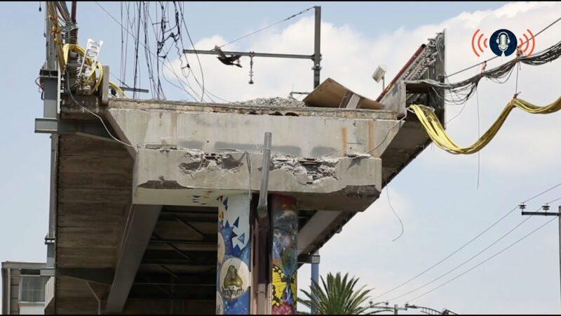 Video: Tres informes y una conclusión similar: La L12 se construyó mal. El Colegio de Ingenieros Civiles pide no abrir el tramo elevado hasta finalizar la revisión