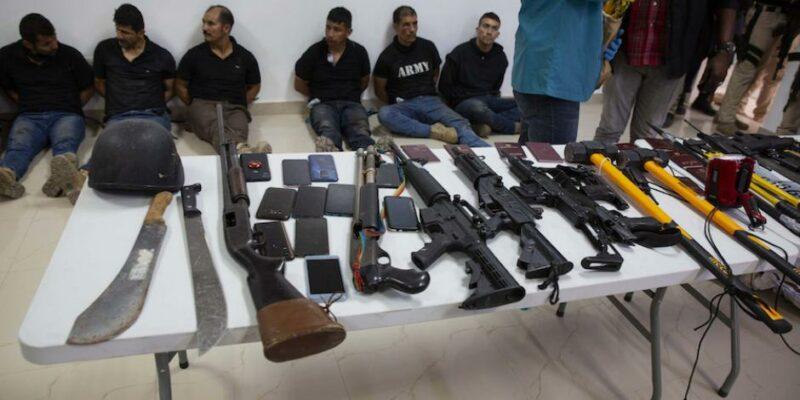 Video: Integraban 28 sicarios al comando homicida de Moïse: 26 colombianos y dos estadounidenses