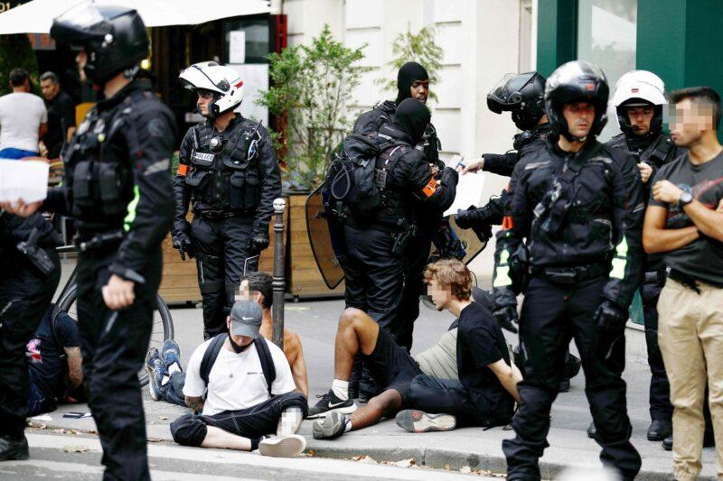 Miles en Europa y Australia protestan por las restricciones sanitarias