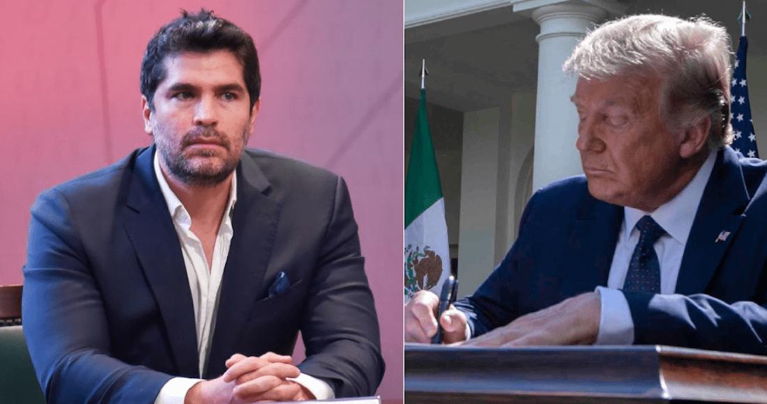 """El actor Eduardo Verástegui, exasesor de Trump, anuncia una """"cumbre conservadora"""" en México"""