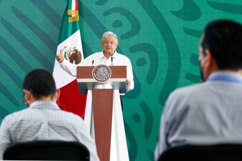 Video: AMLO llama a participar en la consulta del domingo próximo, identificada como juicio a Salinas, Zedillo, Fox, Calderón y Peña Nieto