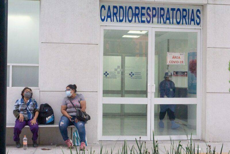 Curva epidémica sigue al alza: 13 mil 853 nuevos contagios en 24 horas, informa la Secretaría de Salud