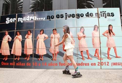 Al año, menores de 14 años tienen 8 mil 876 hijos. Lo más agudo, en Coahuila, Chiapas, Tabasco y Guerrero por matrimonios arreglados y violencia sexual: Conapo