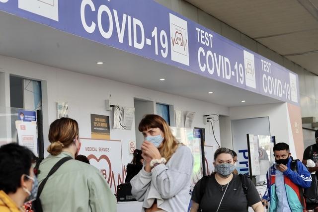 SRE recomienda a viajeros precauciones ante nuevas variantes del Covid
