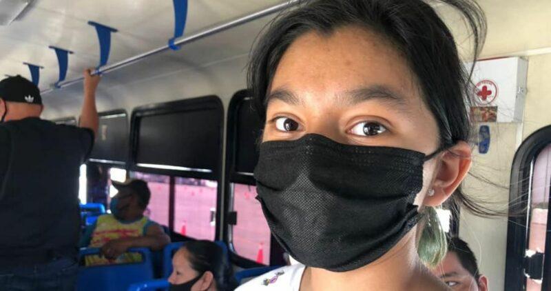 Iveth, 12 años, logra vacunas para 500 adultos en Torreón. Ya está en Forbes