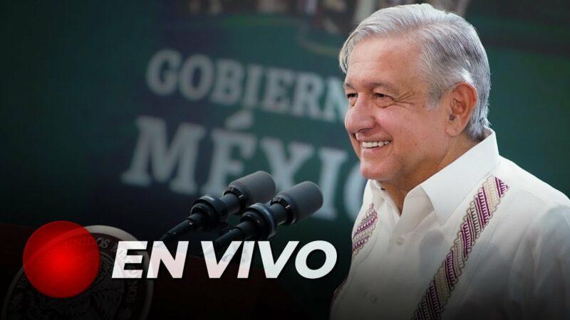 Videos: México, dispuesto a ayudar a Cuba con alimentos, medicinas y vacunas, asegura AMLO. Pide a EU levantar el embargo