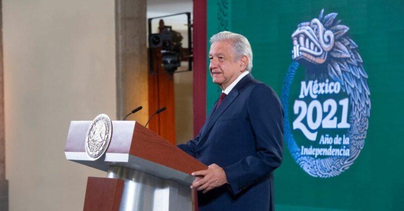 Video: AMLO invitó al presidente de EU, Joseph Biden, a visitar México a finales de septiembre