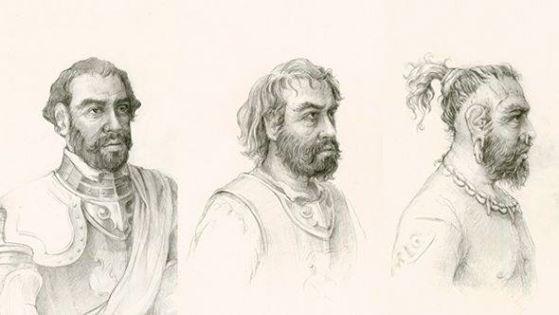 Gonzalo Guerrero, defensor de los mayas y padre del primer mestizaje en México, diez años de la derrota de los aztecas