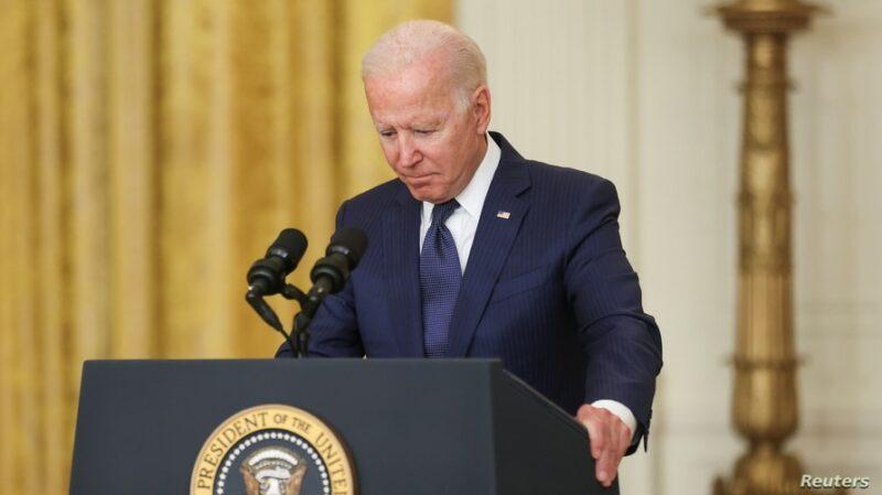 """Biden a los terroristas: """"Les vamos a dar caza, pagarán por ello"""""""