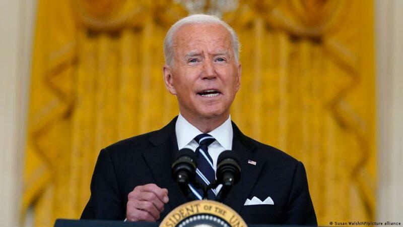 Biden declara estado de emergencia en Nueva York y Connecticut por huracán Henri