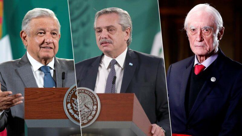 Nuevo rostro progresista en América Latina con AMLO, Fernández y Béjar