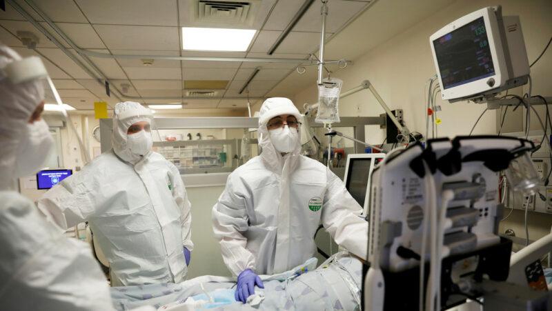 Un 93% de pacientes de COVID son dados de alta en 5 días gracias a nuevo fármaco