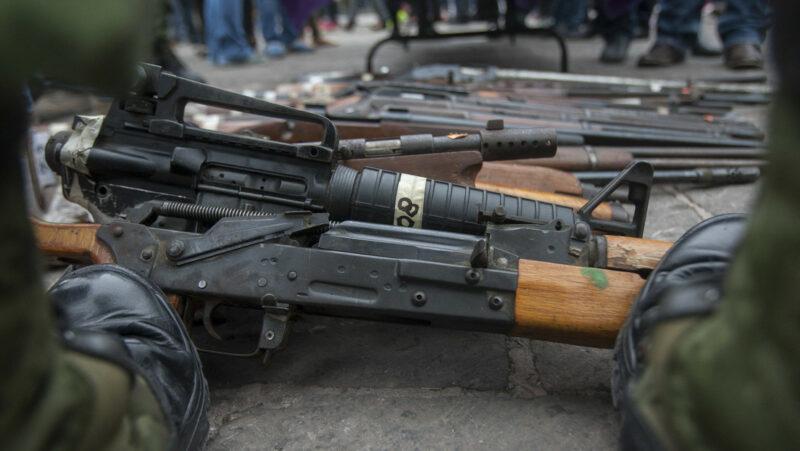 Video: La venta de armas de EU, Europa e Israel a México para combatir al narco, sólo aumentan violencia y violaciones a derechos humanos, afirma un informe
