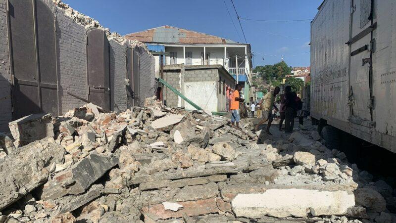 Videos: Al menos 29 muertos por el terremoto de 7.2 grados en Haití. Declaran estado de emergencia