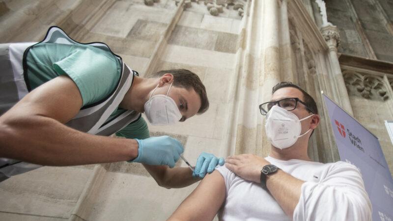Video: Detectan en Austria el primer caso de la variante Lambda del coronavirus