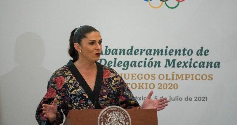 """""""Yo no competí"""", dice Ana Guevara luego de no alcanzar meta de medallas en Tokio 2020"""