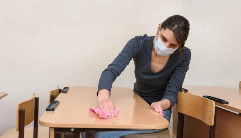 Aumento de infectados con Delta incrementa ansiedad de maestros. Más de 20 mil alumnos en cuarentena en Mississippi