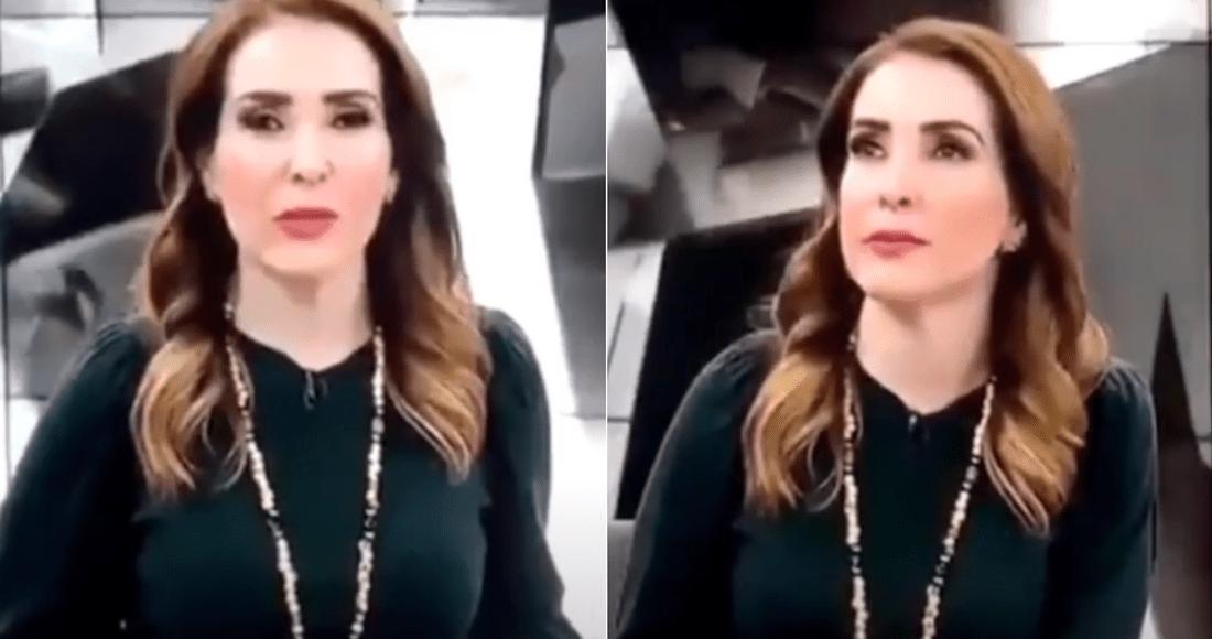"""Videos: La periodista Azucena Uresti """"no está sola"""": AMLO; expresa solidaridad por amenazas del CJNG"""
