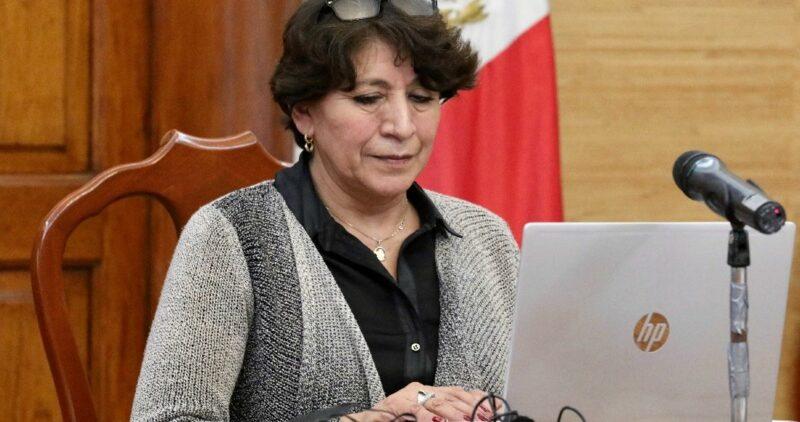 """""""El regreso a las escuelas no es una necedad sino una necesidad"""", dice Delfina Gómez, titular de Educación Pública de México"""