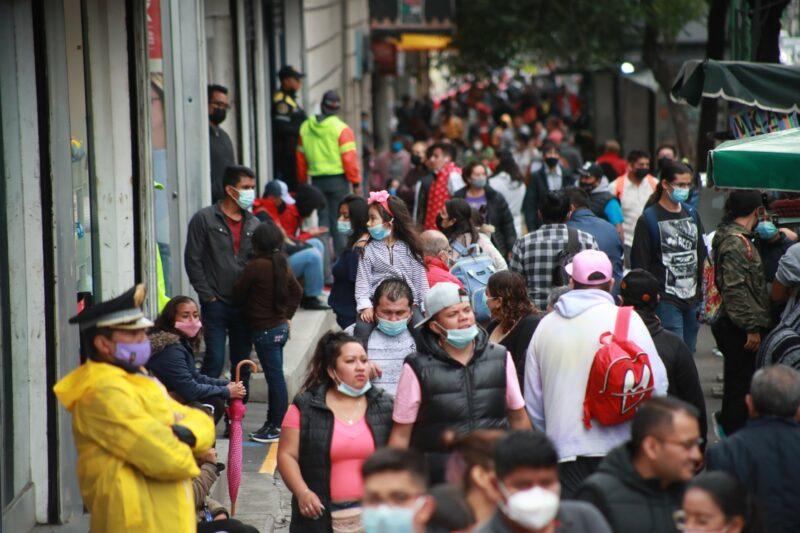 El 85% de los casos de COVID-19 en la Ciudad de México son de la variante Delta