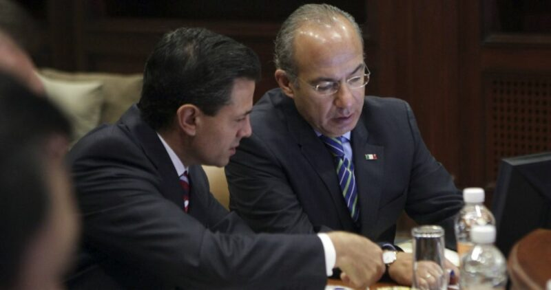 Se integra información de Calderón y Peña por presunto pago de sobornos, dice Santiago Nieto, titular de la Unidad de Inteligencia Financiera, a diputados de Morena