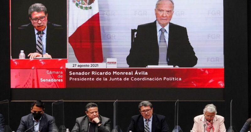 Video: Fiscal Gertz: Se indaga a Anaya por corrupción de Estado y contra la Nación para entregar bienes nacionales a cambio de prebendas