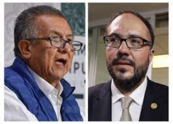 El diputado Mauricio Toledo, acusado de enriquecimiento ilícito, huyó a Chile en julio, dijo el fiscal Rafael Chong.  Benjamín Saúl Huerta, desaforado