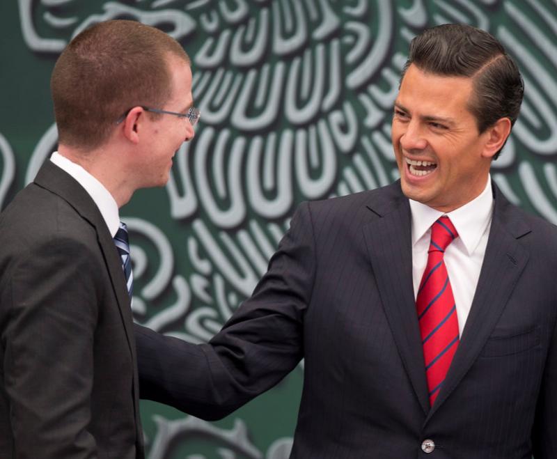 Video: Transparencia contra la corrupción en la reforma energética, demandaba el panista Ricardo Anaya ante Peña Nieto, hace 8 años