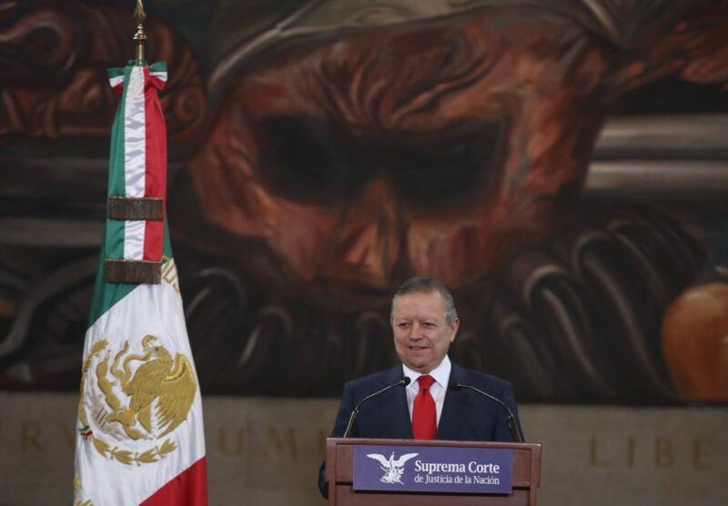 Arturo Zaldívar no aceptó prolongar el tiempo como presidente de la Suprema Corte. Afirmó que consolidará su reforma a ese poder y combatirá corrupción y nepotismo