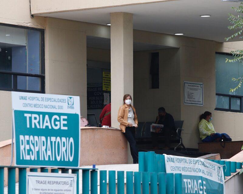 Reporta la Ssa 18,911 contagios y 657 decesos más en el país