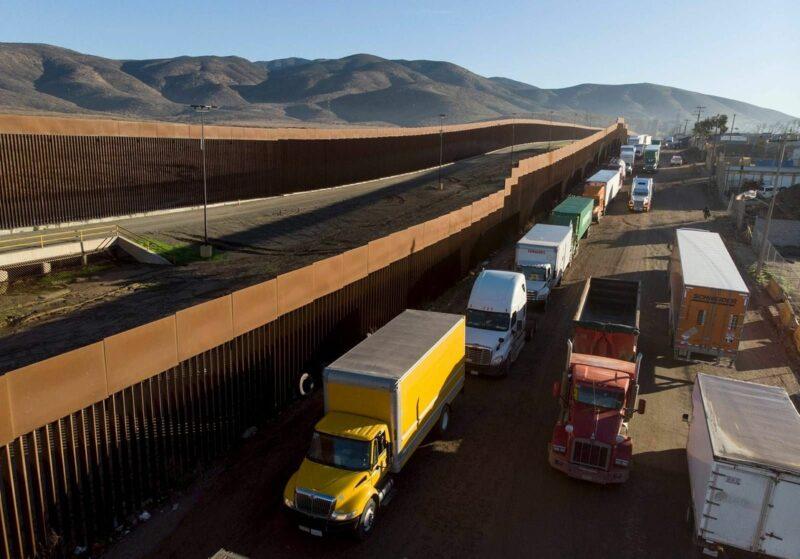 México cierra primer semestre como mayor socio comercial de EU