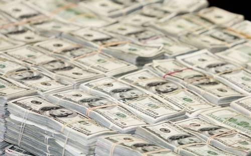 Los derechos especiales de giro llevan reservas internacionales de México a su mayor nivel en 26 años: 205 mil 391 millones de dólares, informa el Banco de México