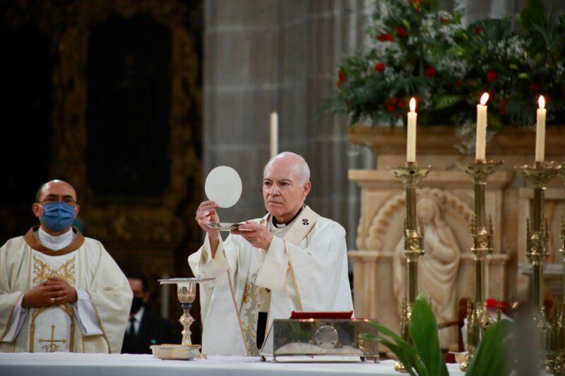 "Pide la Iglesia Católica ""tomar en serio"" la tercera ola de Covid-19"