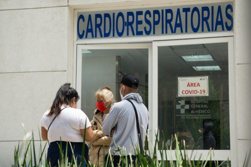 Registra la Secretaría de Salud 501 mil 917 más decesos de los previstos de 2020 a la fecha. La mayoría son de COVID-19
