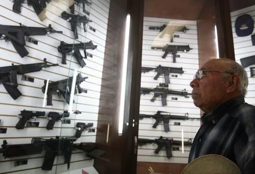 Acepta Corte de EU litigio de México contra fabricantes de armas