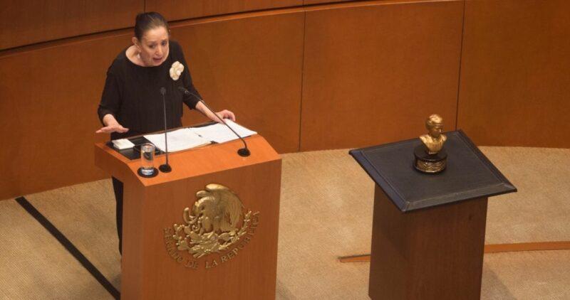 Videos: Murió la priista María Elena Chapa, exsenadora y defensora de los derechos de la mujer