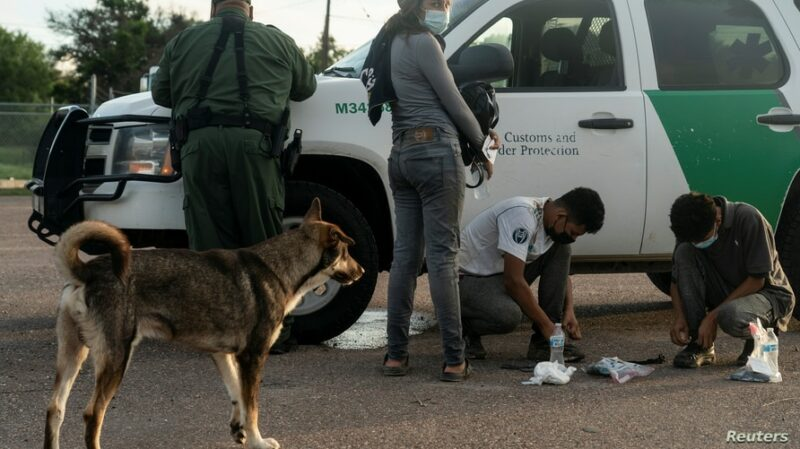 En julio, récord de detenciones de inmigrantes de la Patrulla Fronteriza