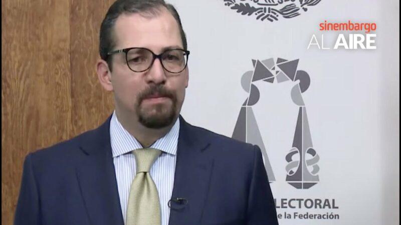 Video: Otra investigación contra José Luis Vargas, destituido como titular del TEPJF, incluye esposa, cuñado, 5 empresas y 105 millones