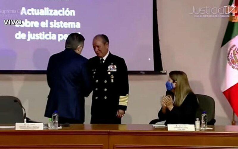 Video: Secretario de Marina se disculpa por declaraciones contra el Poder Judicial