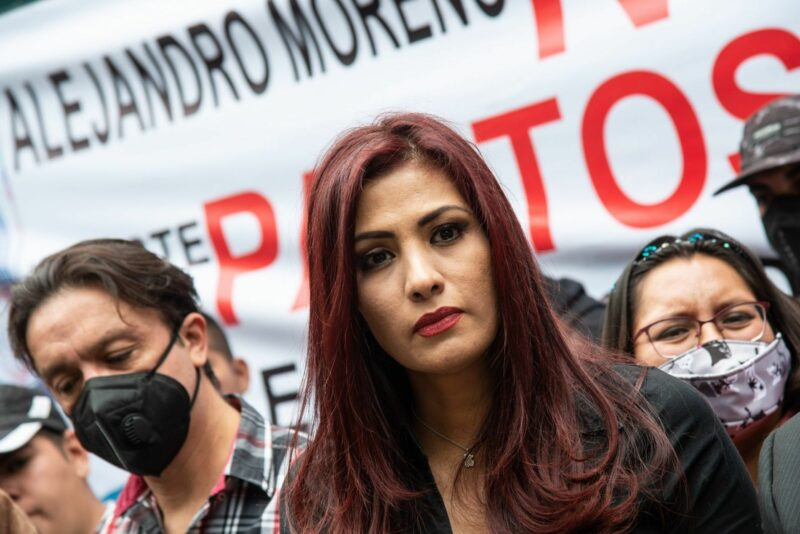 Ex secretaria del PRI pide a UIF investigar al líder nacional, Alejandro Moreno