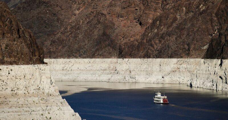 EU entregará menos agua a México. Es histórico. La razón: hay menos afluente en el Río Colorado por el cambio climático y la sequía