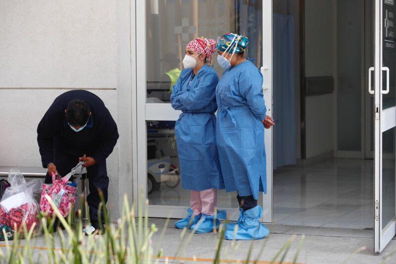 Registra Ssa 19 mil 555 nuevos casos de Covid-19 en 24 horas