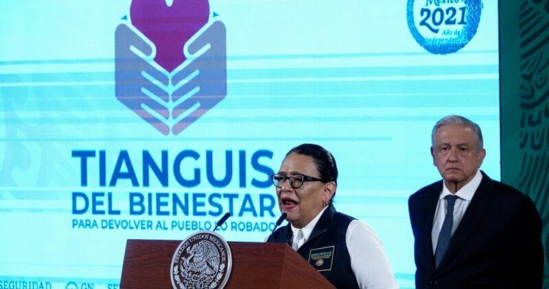 """""""Tianguis del Bienestar"""" arrancará en municipios de Guerrero; habrá ropa, calzado, juguetes, enseres para la población de manera gratuita"""