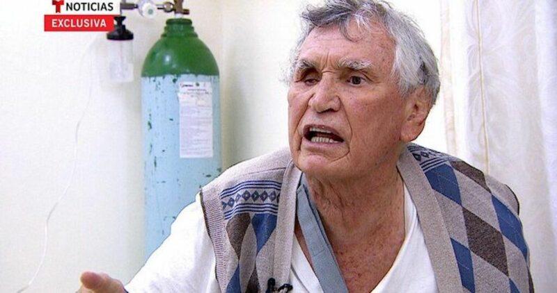 Mi familia ya hace el hoyo para enterrarme: Félix Gallardo, el capo de capos, habla 32 años después