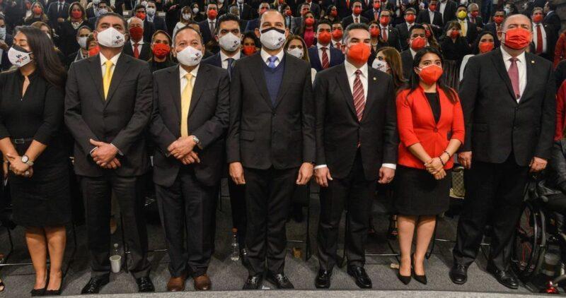 """Va por México (PRI-PAN-PRD) irá a la OEA para denunciar la """"narcoelección"""" de junio"""